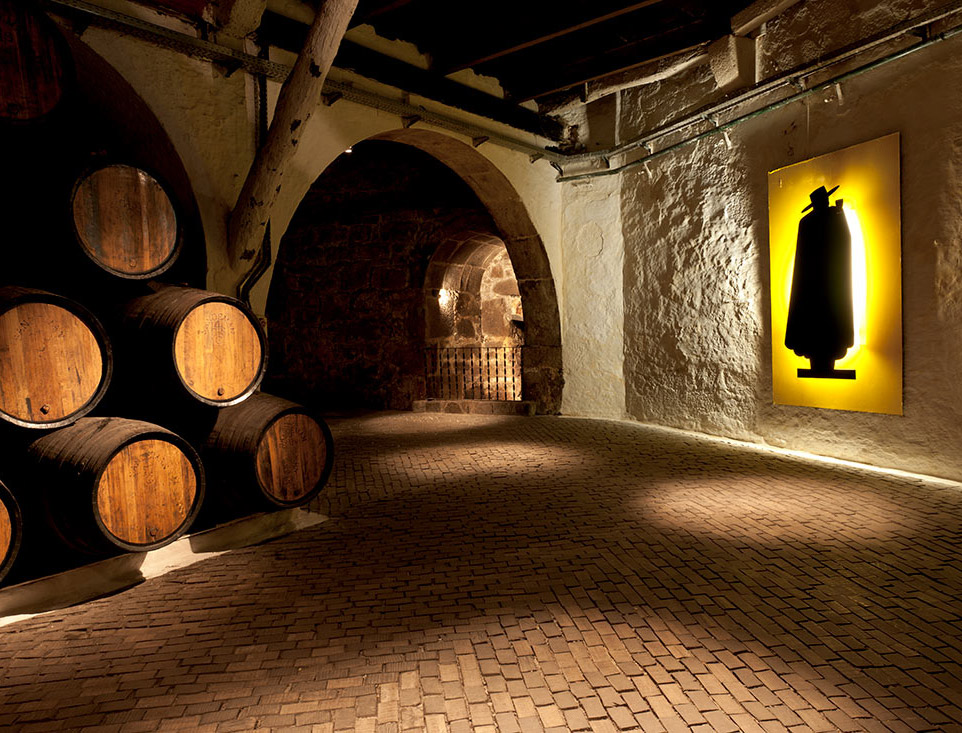 Sandeman Cellars in The House of Sandeman Hostel & Suites